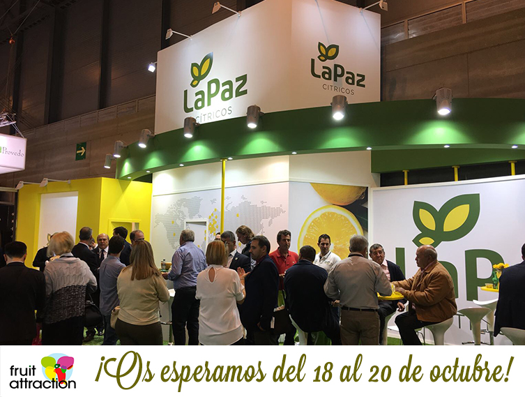 Cítricos La Paz Fruit Attraction 2017