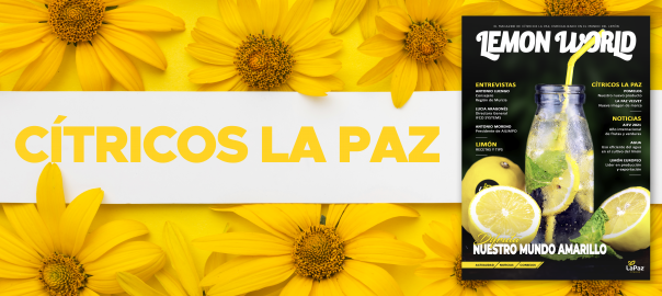 Magazine Cítricos La Paz: Lemon World II